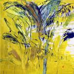 """""""Fantastic flower"""" - mt. 1,50 x mt. 1,50 - tecnica mista su pvclight"""