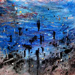 Concerto del Mutamento, A permanent dream zone - mista su pvclight - mt.1,50 x mt.1,50